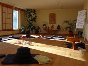 Die Sprache des Buddha @ Intersein-Zentrum, Hohenau